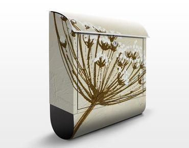 Cassetta postale Wildflower 39x46x13cm