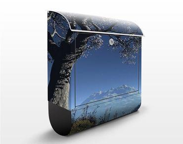 Cassetta postale Winter Fairytale 39x46x13cm