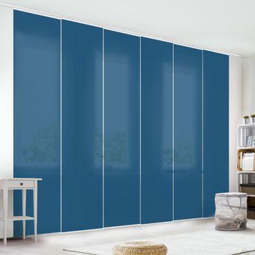 Tende scorrevoli set - Prussian Blue