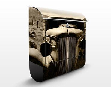 Cassetta postale Ghost Town 39x46x13cm