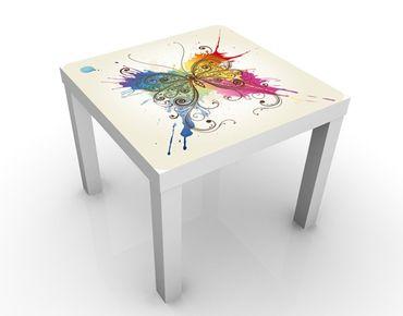 Tavolino design Aquarell Butterfly
