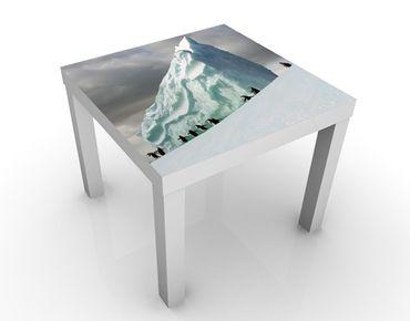 Tavolino design Arctic Penguins