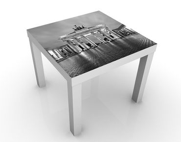 Tavolino design Illuminated Brandenburg Gate II