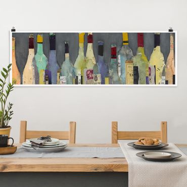 Poster - Uncorked - Spirits - Panorama formato orizzontale