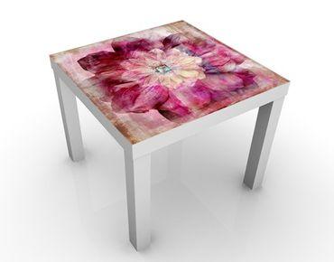 Tavolino design Grunge Flower