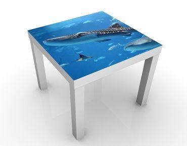 Tavolino design Fish in the Sea