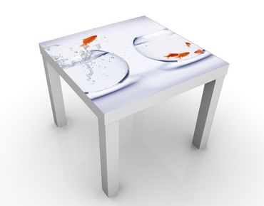 Tavolino design Flying Goldfish