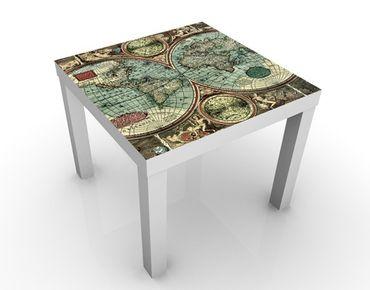 Tavolino design The old World