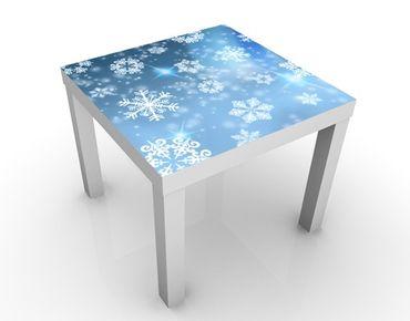 Tavolino design Snowflakes