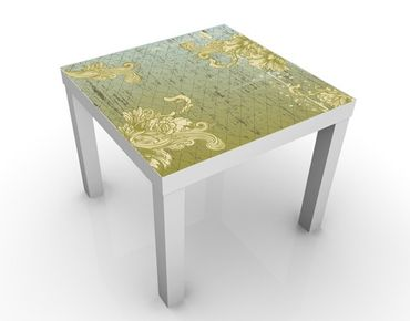 Tavolino design Floral Baroque