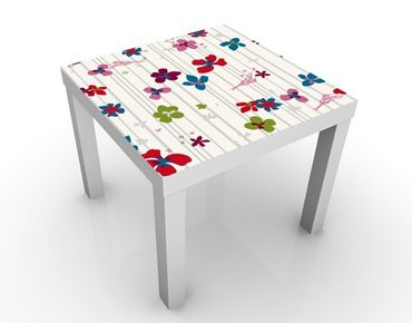 Tavolino design Floral Pattern