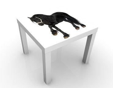 Tavolino design Friesian Mare