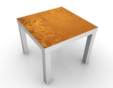 Tavolino design Golden Baroque