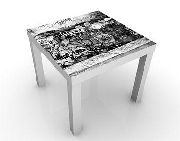 Tavolino design Graffiti Art