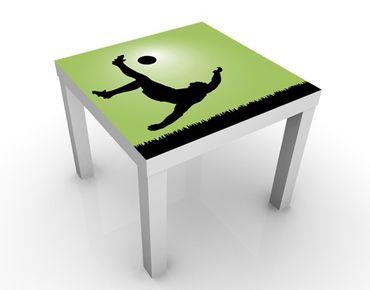 Tavolino design Footballer In Action