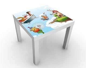 Tavolino design Flying Farm High Game