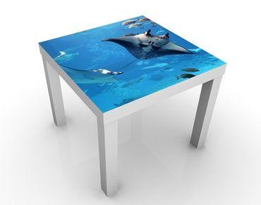 Tavolino design Manta Ray