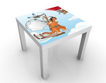 Tavolino design Flying Farm Cat On The Way