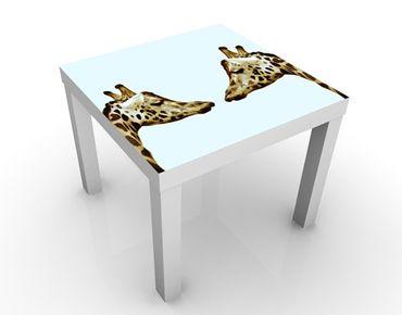 Tavolino design Giraffes In Love