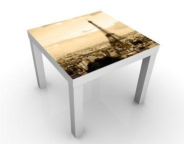 Tavolino design I Love Paris