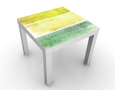 Tavolino design Colour Harmony Yellow