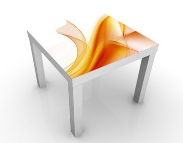 Tavolino design Orange Dust