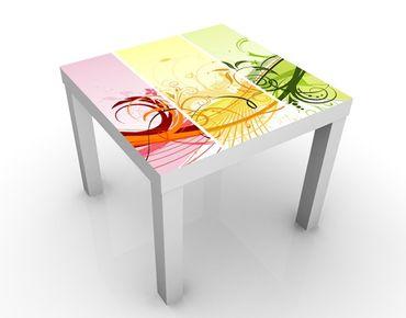 Tavolino design Glory Colours