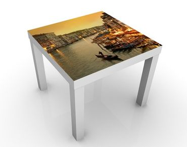 Tavolino design Large Canal Of Venice