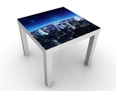 Tavolino design Illuminated New York