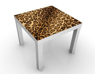 Tavolino design Jaguar Skin