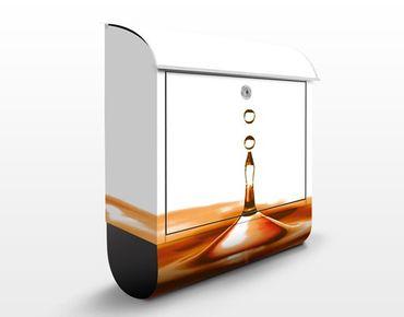 Cassetta postale Gold Drop 39x46x13cm