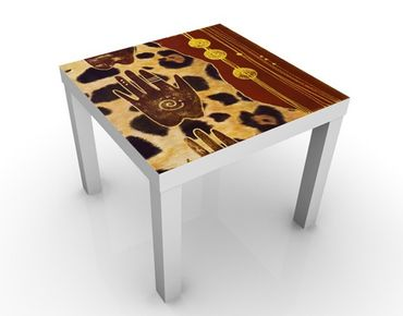 Tavolino design Touch of Africa