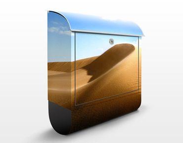Cassetta postale Fantastic Dune 39x46x13cm