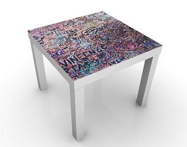 Tavolino design Verona - Romeo & Juliet