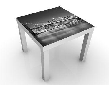 Tavolino design Nighttime Manhattan Bridge II