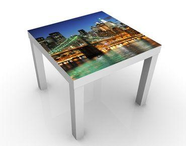 Tavolino design Manhattan Panorama
