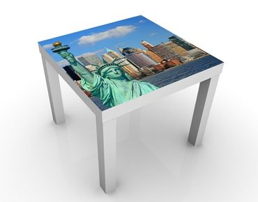 Tavolino design New York Skyline