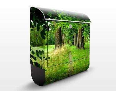 Cassetta postale Hidden Glade 39x46x13cm