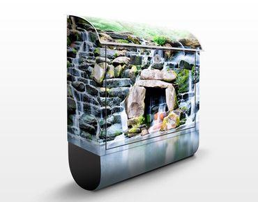 Cassetta postale Waterfall 39x46x13cm
