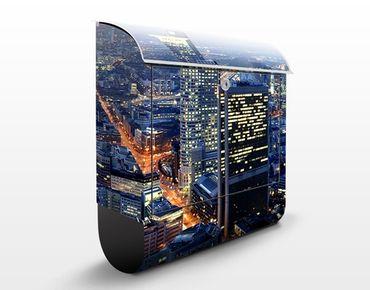 Cassetta postale Frankfurt 39x46x13cm