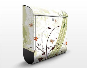 Cassetta postale Springtide 39x46x13cm