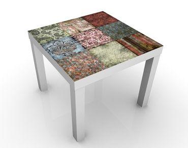 Tavolino design Old Patterns
