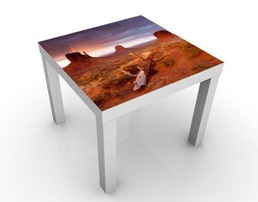 Tavolino design Monument Valley At Sunset
