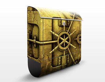 Cassetta postale Golden Safe 39x46x13cm
