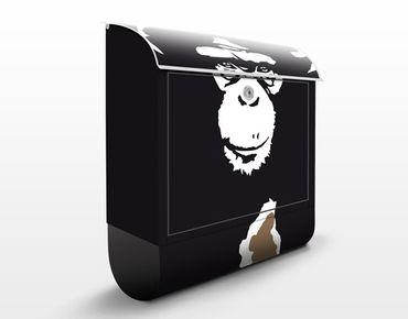 Cassetta postale No.TA10 Chimpanzee 39x46x13cm