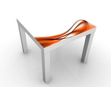 Tavolino design Orange Touch