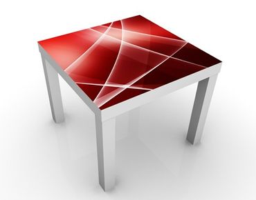 Tavolino design Red Turbulency