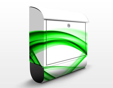 Cassetta postale Green Element 39x46x13cm