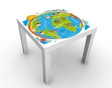 Tavolino design no.EK129 Kids World