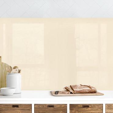 Rivestimento cucina - Color crema